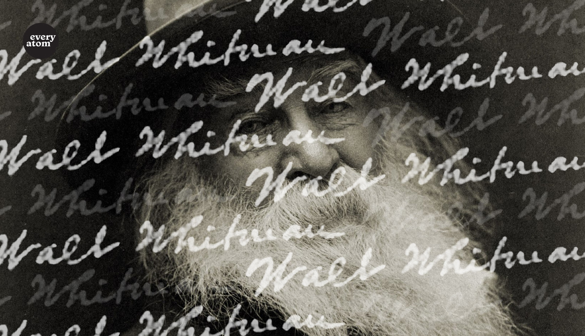Whitman with signatures