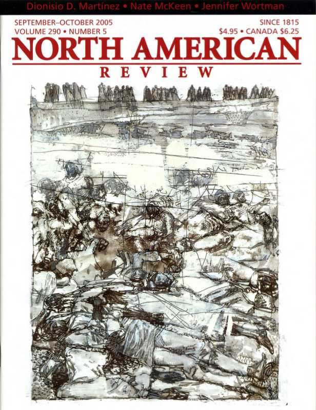 Literary Magazine, North American Review