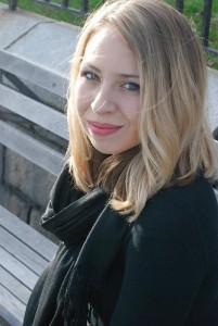Lauren Hilger Photo by Monika Anderson