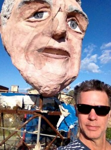 Parade Float Selfie (2)
