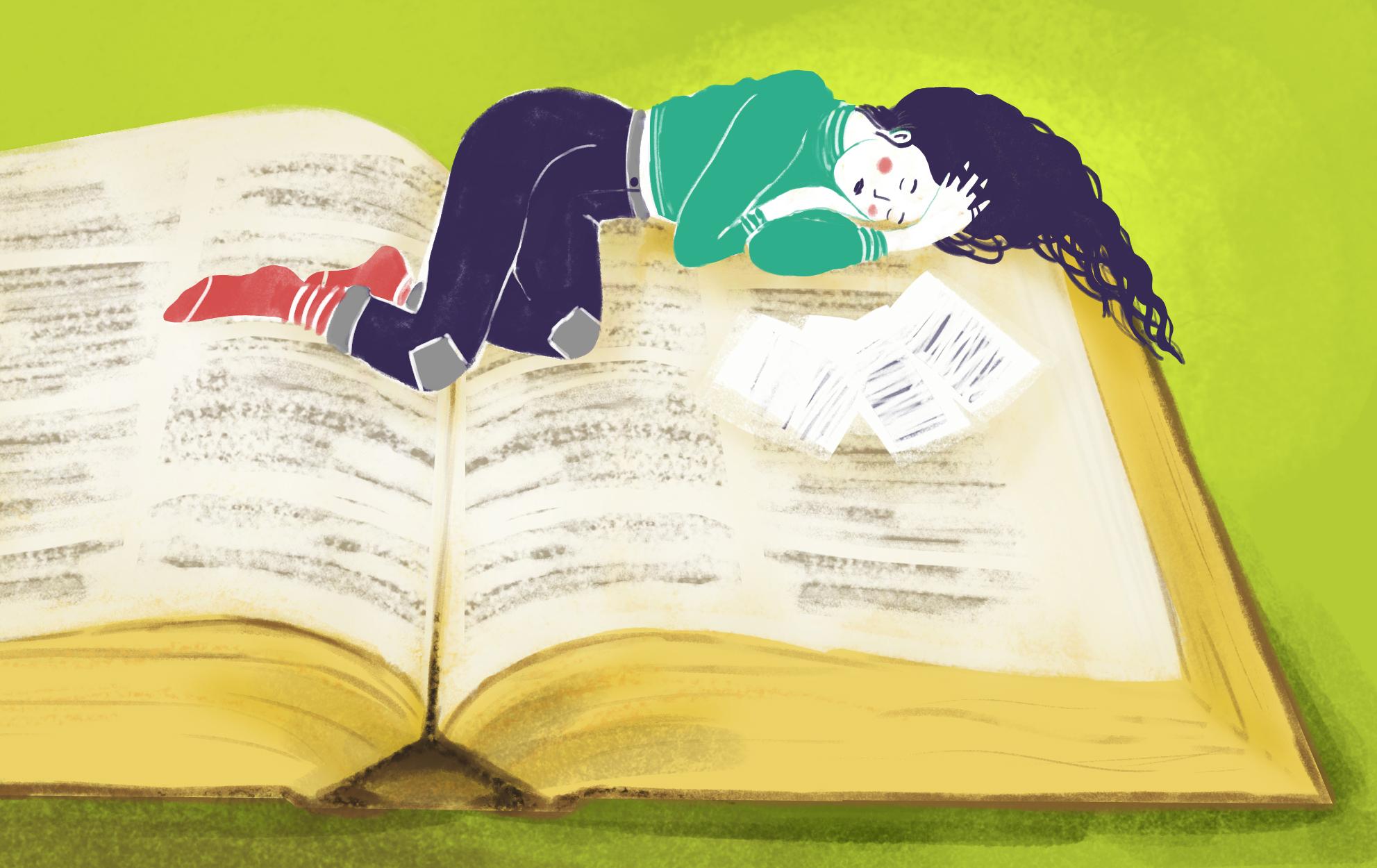 Brianne Burnell sleepybook