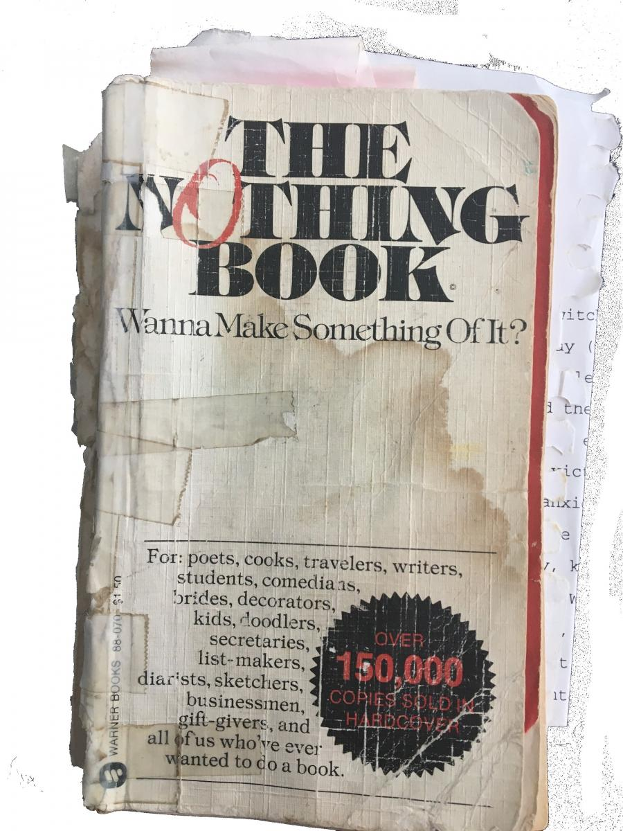 Cover of The Nothing Book