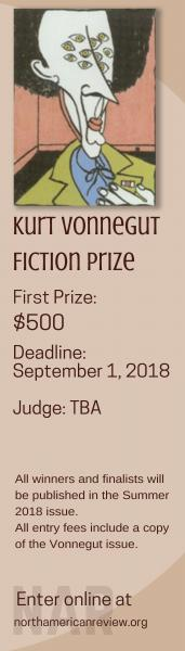 Kurt Vonnegut Fiction Prize
