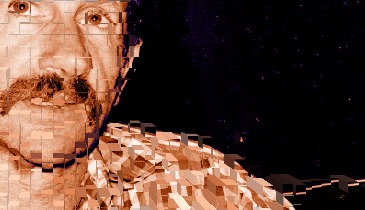 Portrait of Philip Levine