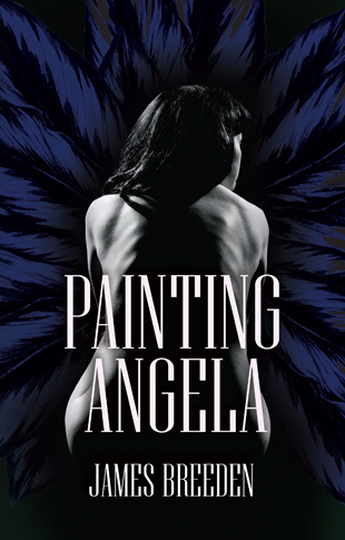 Painting Angela book cover