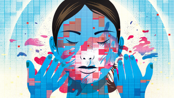 Using Big Data to Improve Our Emotional Portrait by Jenn Live