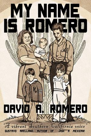 My Name is Romero Book Cover