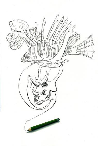 open - Artist jperkins fish