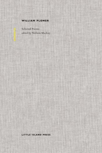 Selected Poems by William Plomer