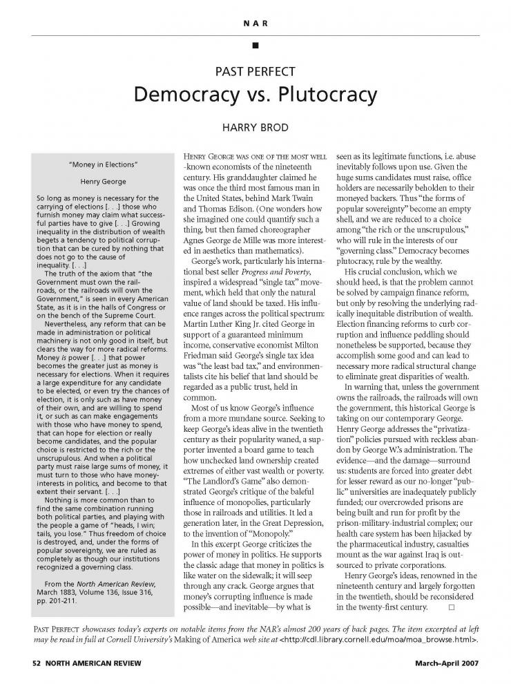 plutocracy revised proof