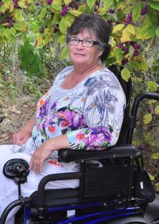 Photo of Author Sandra Gail Lambert