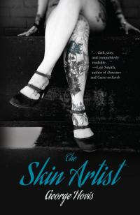 The Skin-Artist Cover