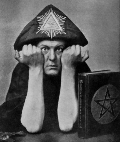 Aleister 20 Crowley