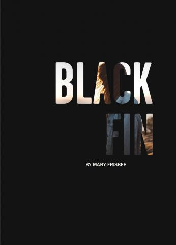 Black Fin by Mary Frisbee Cover Design