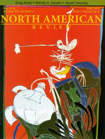 Cover of the North American Review
