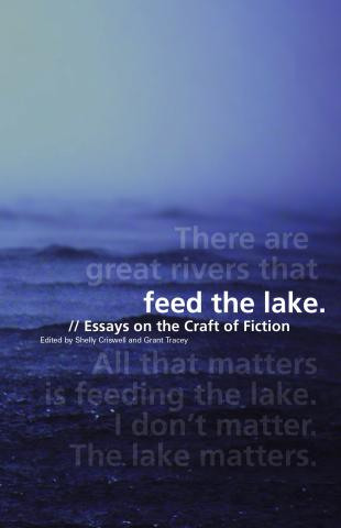 Feed The Lake, craft of fiction, essays, literature,