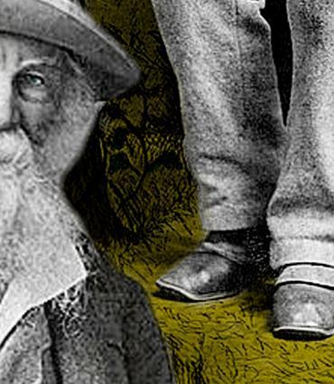 Whitman next to legs