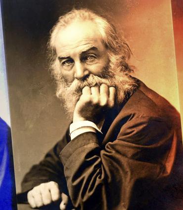 Multicolored Whitman