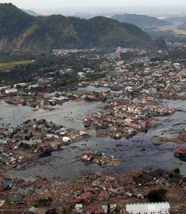 Aceh Sumatra Tsunami