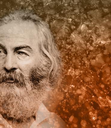 Whitman in brown liquid