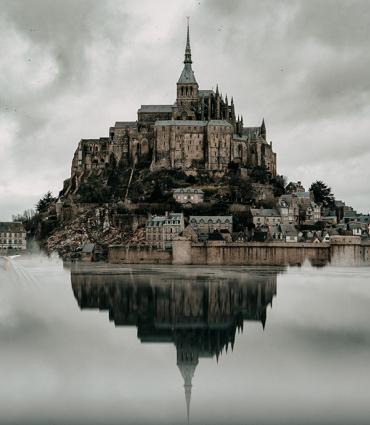 La Mont Saint-Michel