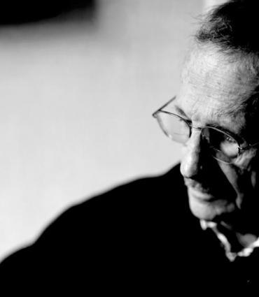 Portrait of Philip Levine by Geoffrey Berliner