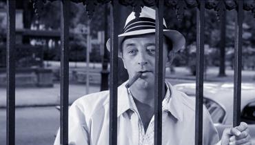 Robert Mitchum in Cape Fear, 1962