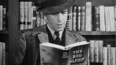 Still image from the movie The Big Sleep