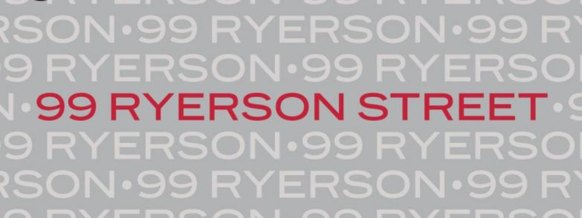 "block text of ""99 Ryerson Street"""